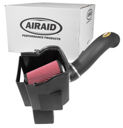2017-2018 Duramax 6.6L Cold Air Intake - AIRAID 200-335 MXP
