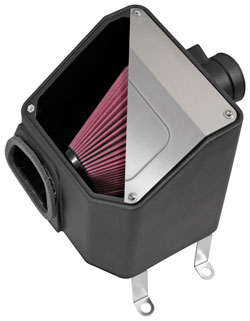 The AIRAID 201-298 Air Intake System for the 2015-2016 GMC Canyon and Chevy Colorado.