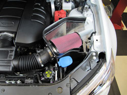 250-315 Air Intake System for 2014-2016 Chevy SS installed