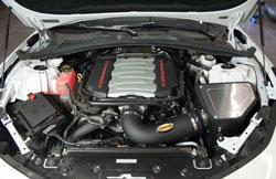 AIRAID 250-333 MXP cold air intake for 2016-2017 Chevrolet Camaro SS