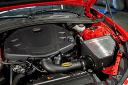 The AIRAID 251-332 offers an estimated boost of 8-HP on 2016-17 Camaros with 3.6L V6 engine.