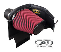 2011 Dodge Challenger 5.7L V8 AIRAID Air Intake Systems