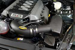 AIRAID 450-932 Modular Air Intake Installed on a 2017 Ford Mustang GT