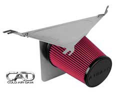 AIRAID's F-Body cold air dam system fits 1967, 1968, and 1969 Chevy Camaros and Firebirds
