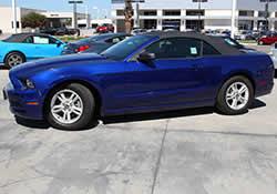 2011-2014 Ford Mustang 3.7-liter V6