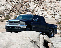 Ford F-Series Super Duty Power Stroke diesel pickup