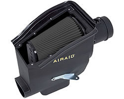 2008-2010 Ford Super Duty 6.4L Power Stroke diesel AIRAID air intake system