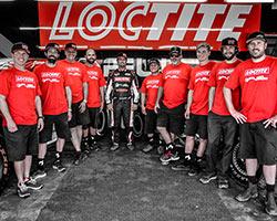 Supercross Champ Jeremy McGrath and JM2 short course truck team
