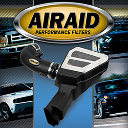 If you own one of the vehicles that AIRAID is in need of and are interested in possibly getting a free cold air intake, please reach out to AIRAID by filling out the vehicles needed form online