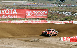 Jeremy McGrath in qualifying 2nd turn