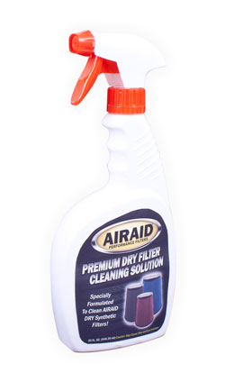 AIRAID Premium Dry Filter Cleaning Solution