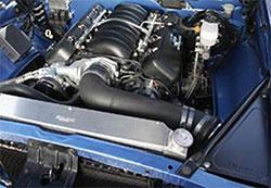 F-Body cold air intake kit