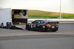 AIRAID sponsored Z06 and Z28 at 2016 OUSCI