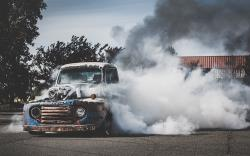 Burnout - Scott Birdsall   |   Photos - Eric Armstrong