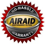 No warranty card or product regsitration is required for warranty claims