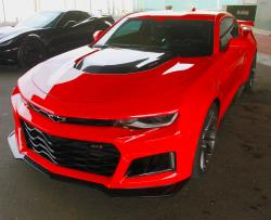 In Depth: 2017 Chevrolet Camaro ZL1 Specs & Performance Upgrades from AIRAID