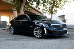 2013-2016 Cadillac CTS performance