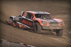 AIRAID-sponsored Jeremy McGrath racing his Pro 2 at Glen Helen
