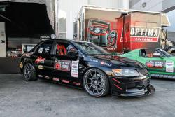 Ken Thwaits AIRAID Equipped 2006 Mitsubishi EVO
