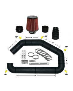 101-302 AIRAID Universal Air Intake Kit