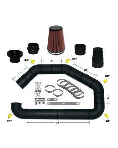 101-350 AIRAID Universal Air Intake Kit