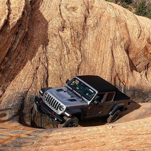 The Jeep-exclusive event is becoming increasingly popular