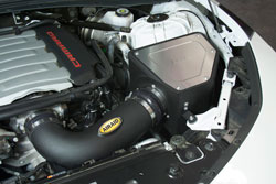 No need to disassemble the intake system just to clean the filter