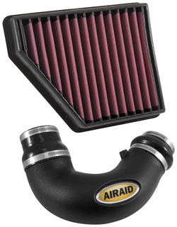 The AIRAID 251-714 Jr. Kit is engineered for the 2010-2015 Chevrolet Camaro SS.