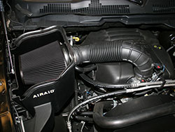 Installation of the 302-236 AIRAID MXP Air Intake System is fast & simple, with detailed directi