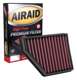AIRAID 851-427 Drop-in Air Filter fits the 2010-2015 Camaro V6, Camaro SS 6.2L & Camaro ZL1 6.2L