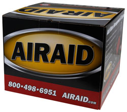 The AIRAID MXP Air Intake System represents the ultimate in AIRAID's cold air induction system