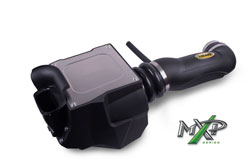 With an AIRAID MXP air intake system, 2012-2015 Jeep Wrangler JK owners can feel confident when crossing water or mud