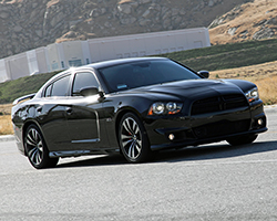 Never one to shy away from a fight for late-model muscle supremacy, Dodge offers the Challenger and Charger, while Chrysler has the 300C aimed more toward the luxury car market