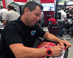 7-time 250cc AMA Supercross champion, and professional short course off-road racer Jeremy McGrath