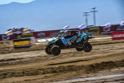 AIRAID Filters Production UTV finishing second in both days of racing