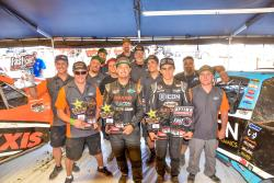 The JM2 Motorsports team taking home serious hardware from Mexico