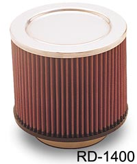 K&N Air Filter for Hilborn Injectors for Blowers and Turbos
